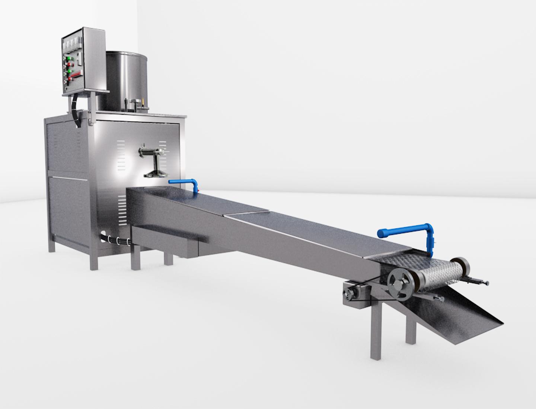 Kanomjeenzap---เครื่องทำขนมจีนแบบเบล็ดเสร็จ/เครื่องทำเส้นขนมจีน/โรงงานขนมจีน